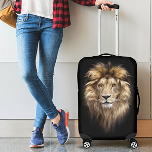 Fearless Lion Luggage Covers - Freedom Look