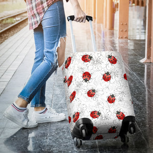 Ladybug Luggage Covers - Freedom Look