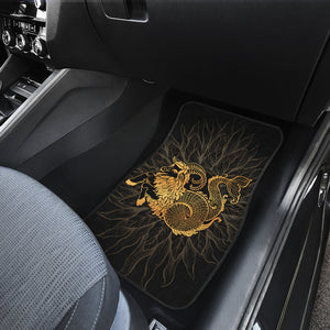 Capricorn Front Car Mats (Set Of 2) - Freedom Look