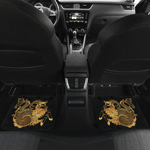 Capricorn Front And Back Car Mats (Set Of 4) - Freedom Look