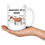 Goat Anatomy Mug - Goat Owner Gifts - Funny Goats Gifts - 3d Goat Coffee Mug - Crazy Goat Coffee Mug (15 oz) - Freedom Look
