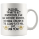 Beekeeper Paul Coffee Mug - Freedom Look