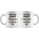 The One Where Michelle Turns 60 Coffee Mug, 60th Birthday Mug, 60 Years Old Mug (11 oz)