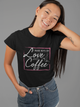 I Raise Boys On Love & Coffee Mom Mommy Mother's Day Women & Unisex T-shirt