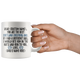 Personalized Best Shetland Sheepdog Dad Coffee Mug (11 oz)