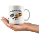 Dachshund Happy Pills Coffee Mug (11 oz) - Freedom Look