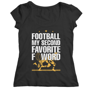 Football-My Second Favorite F Word