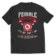 Female Firefighter - Youth Tees