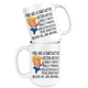 Funny Fantastic Tattoo Artist Trump Coffee Mug (15 oz)