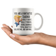 Funny Fantastic Teacher Trump Coffee Mug (11 oz)