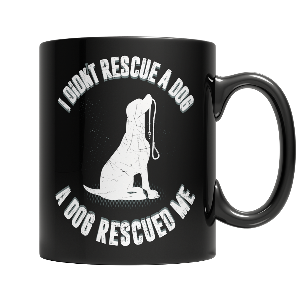 A Dog Rescued Me
