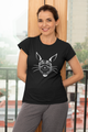 Police Bunny Womens And Unisex T-Shirt