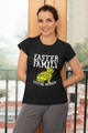 Easter Family Womens And Unisex T-Shirt
