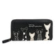 Cat Cartoon Women Wallet - Freedom Look