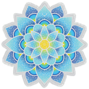 Beautiful Design Mandala Blanket (Tapestry) for Yoga, Meditation, Decor - Freedom Look