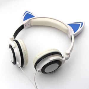 Cat Ear Headphones - Freedom Look