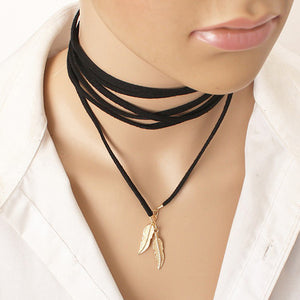 Trendy Choker Necklaces - Buy 1 Get 1 FREE! - Freedom Look