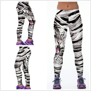 HOT Wild Animals Colorful Leggings - HQ - Freedom Look