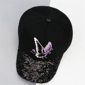 3 Colors Butterfly Hat for Summer 2018 - Freedom Look