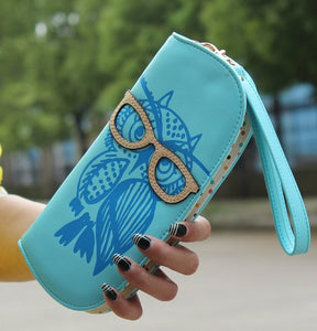 High Quality Owl Wallet 2017 - Freedom Look