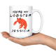 Personalized You're My Lobster Jessica Coffee Mug (15 oz)