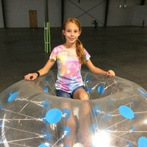 BUBBLE BALL PARTY -- AGES 10 AND UP