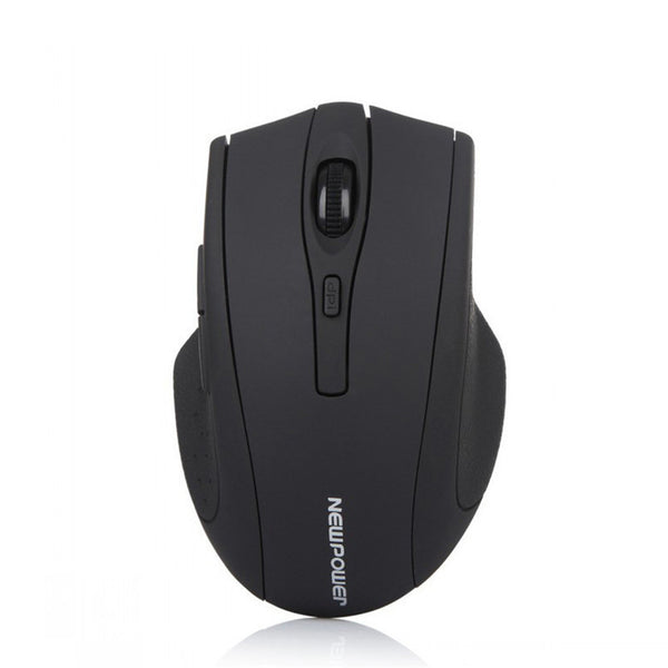 Mecall Tech® Trendy Ergonomic 2.4GHz Wireless Optical Gaming Mouse (1600 DPI)