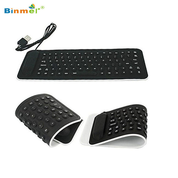 NeuTech ® Portable USB Foldable Keyboard (PC, Notebook, Laptop)