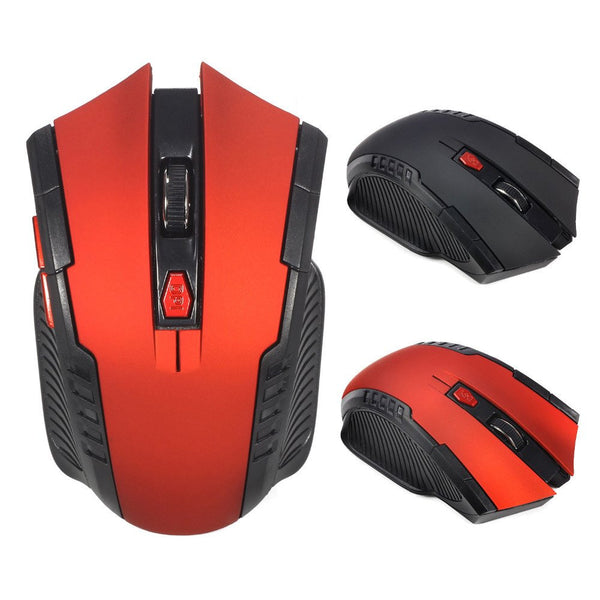 NeuTech® 2400DPI Wireless Gaming Mouse - Just Pay Shipping