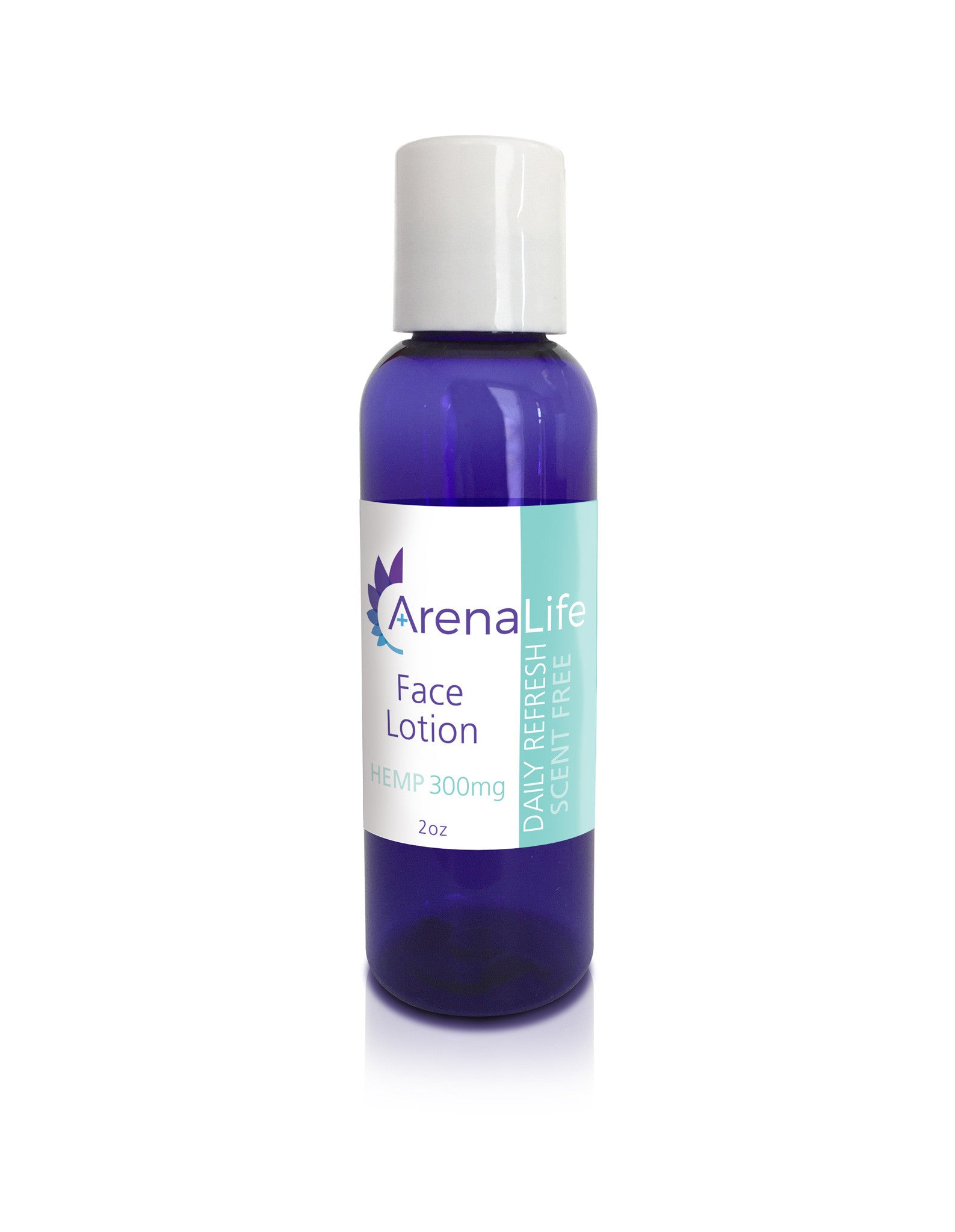 COMING SOON! Face Lotion with Anti-Aging Components