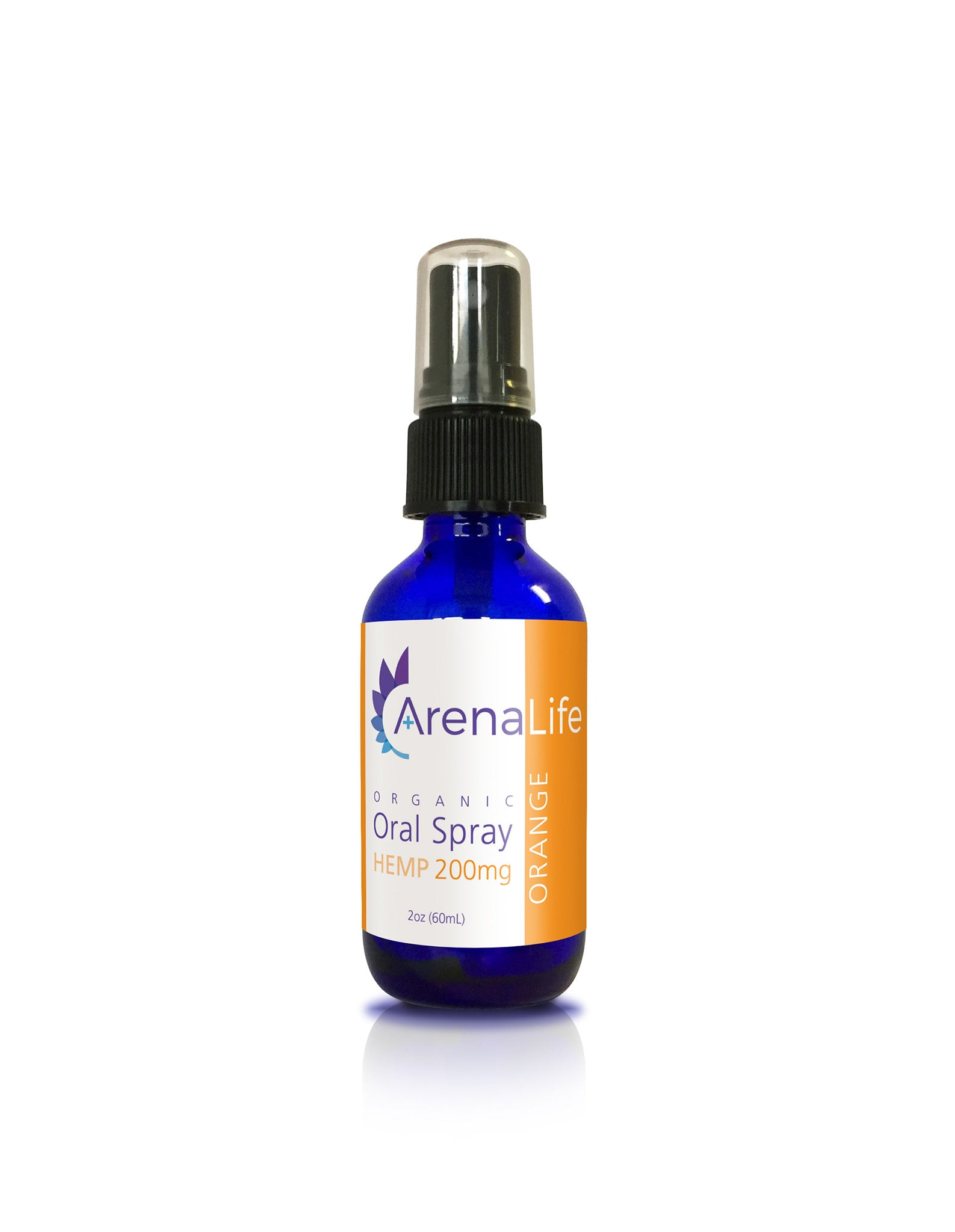 Oral Spray with Hemp Extract