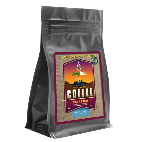 Espresso Steepfuze CBD Coffee