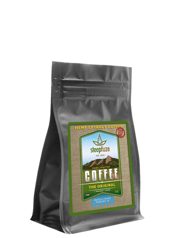 The Original Steepfuze CBD Coffee