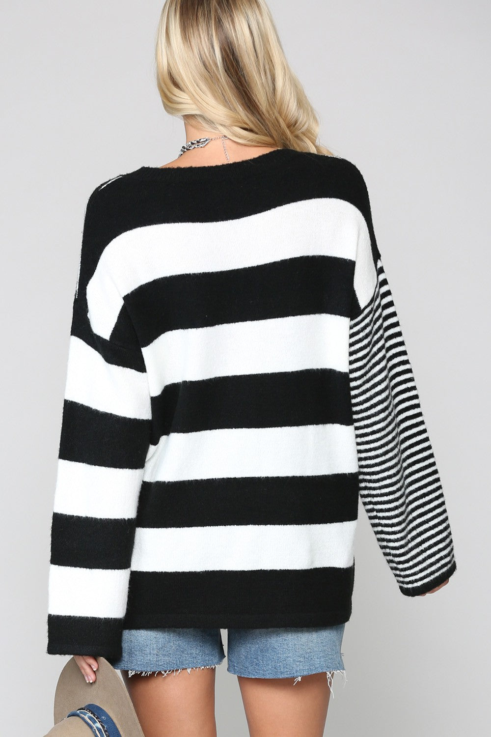 JAILHOUSE ROCK SWEATER - Penny Lane Boutique