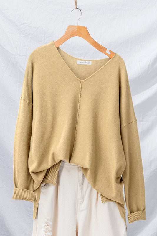 SPRING INTO SPRING SWEATER - Penny Lane Boutique