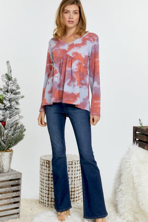 TO DYE FOR SHIRT - Penny Lane Boutique