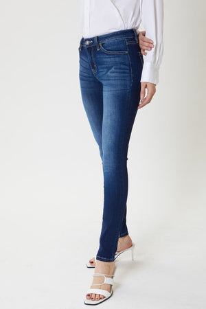 MID RISE SUPER SKINNY - Penny Lane Boutique