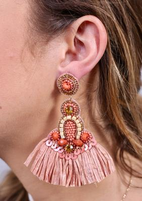 TATOU EARRINGS - Penny Lane Boutique