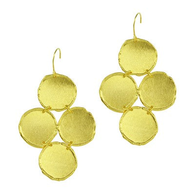 BETTY CARRE' AMANA EARRINGS - Penny Lane Boutique