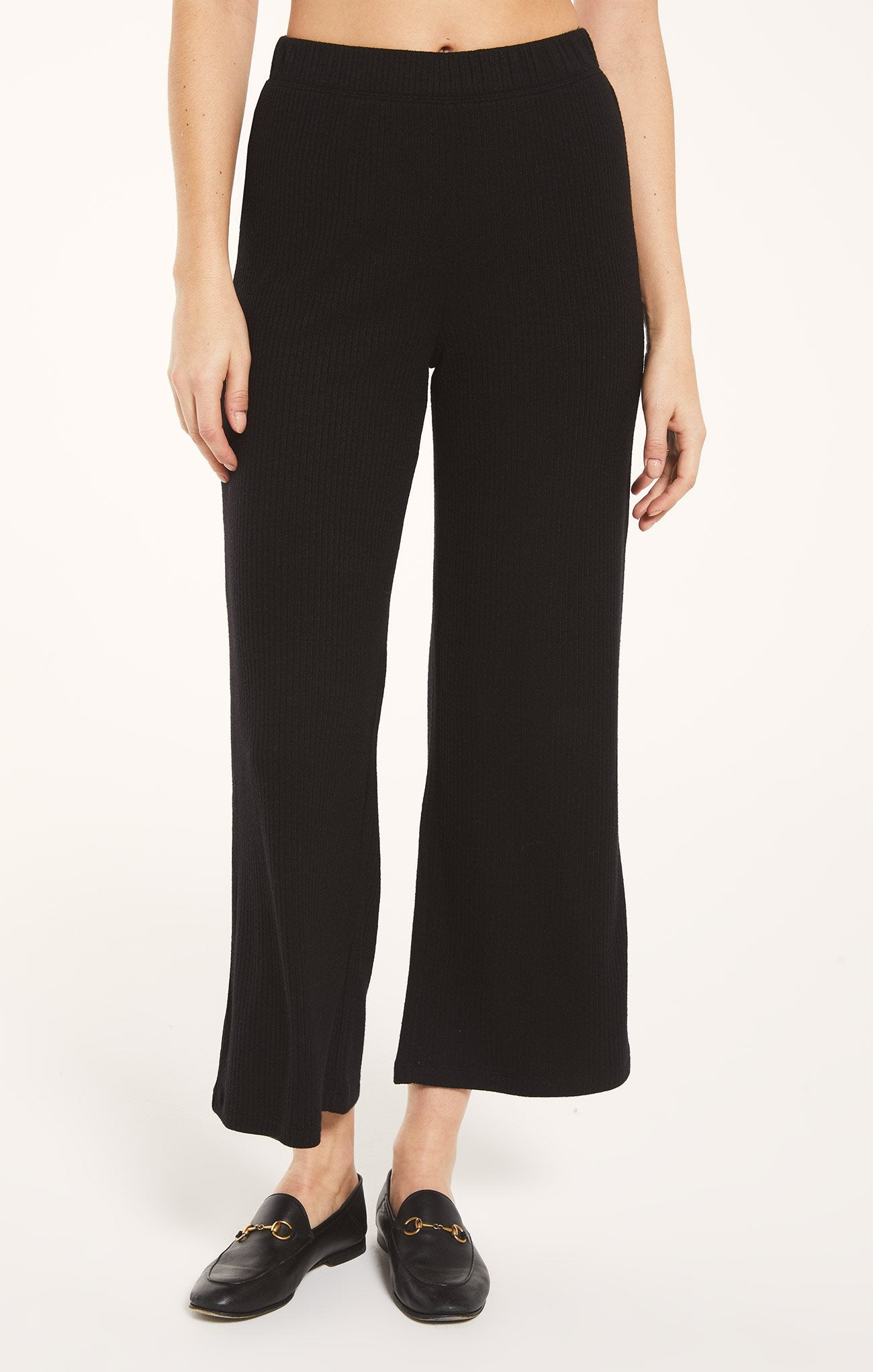 Z SUPPLY GERRI RIB PANT - Penny Lane Boutique