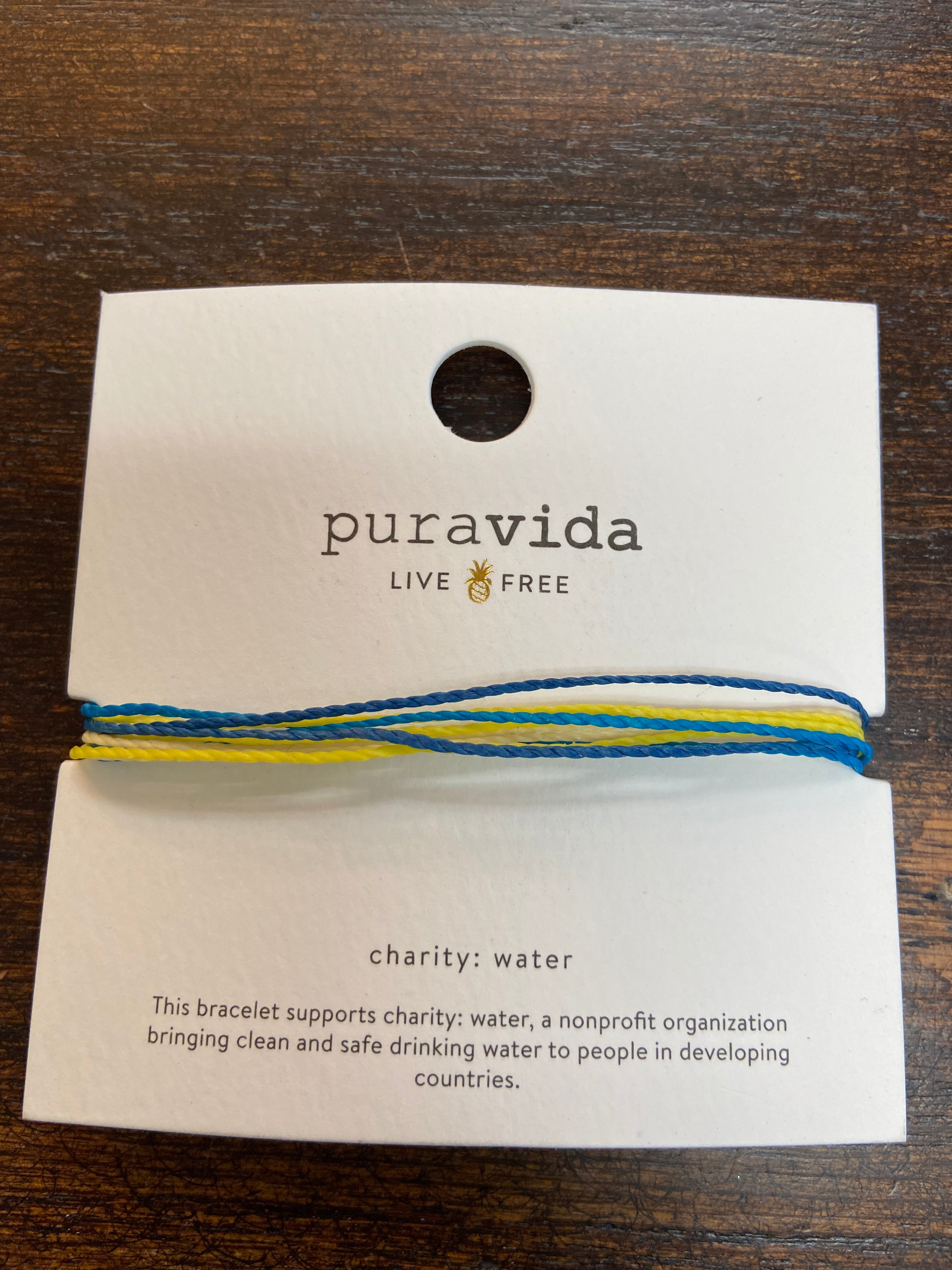 PURA VIDA CHARITY BRACELETS - Penny Lane Boutique