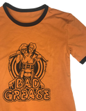 Siamese ladies bodysuit - ORANGE | Bad Grease Inc