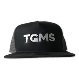 The Greasiest Motorcycle Show TGMS snapback hat - various colors | Bad Grease Inc