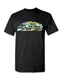 Bad Grease Inc - Jesse Paez - Keep On Truckin' t-shirt - BLACK