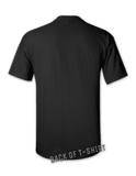 St. Peters t-shirt - FRONT BLACK - DUANE PETERS