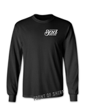 Bad Grease Inc - Above It All long sleeve shirt - BLACK