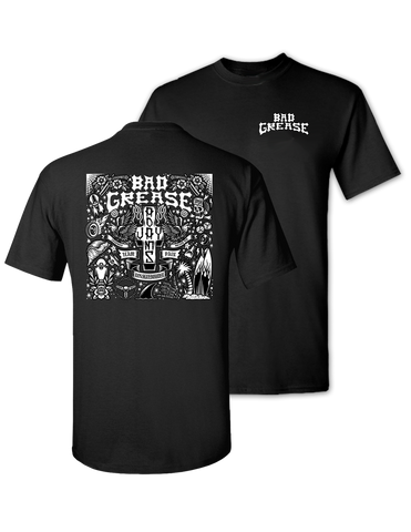 Jay Adams Forever t-shirt - BLACK | Bad Grease Inc