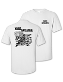 EM TAE t-shirt - WHITE | Bad Grease Inc