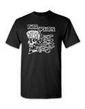 Bad Grease Inc - EM TAE t-shirt - BLACK