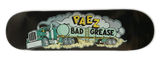 Bad Grease Inc - Jesse Paez - Keep On Truckin' skateboard